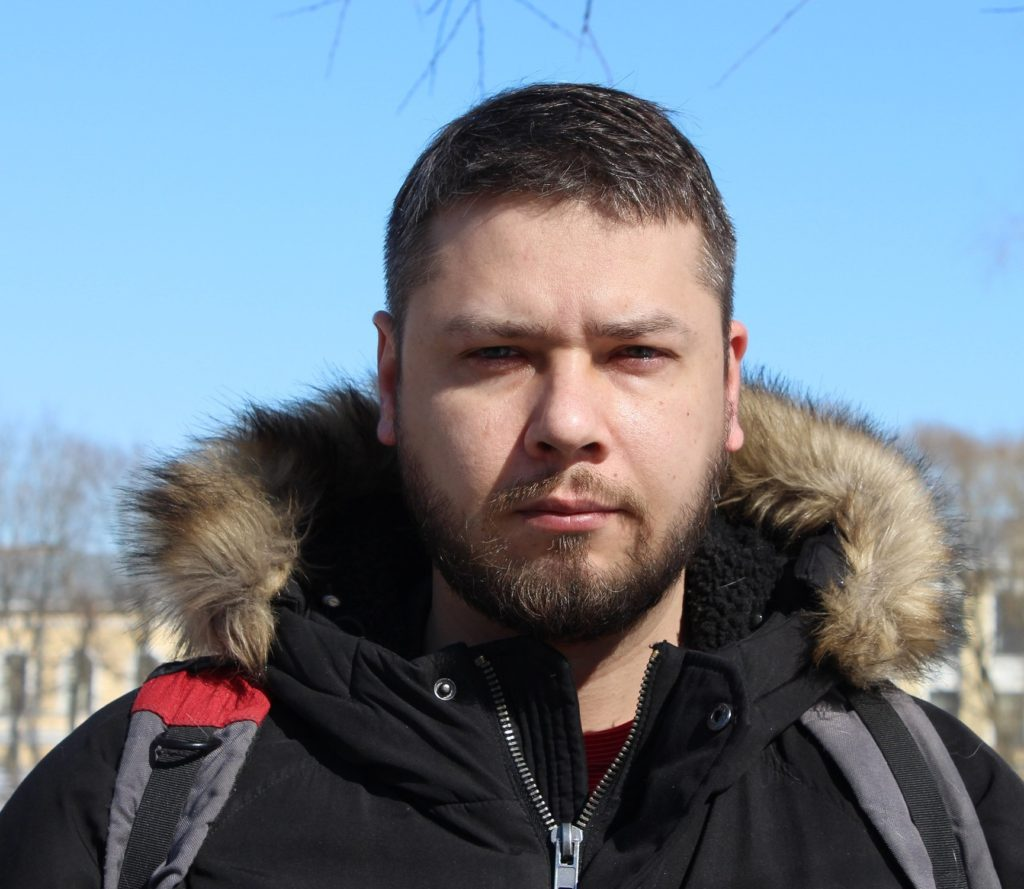 Алексей Гегер