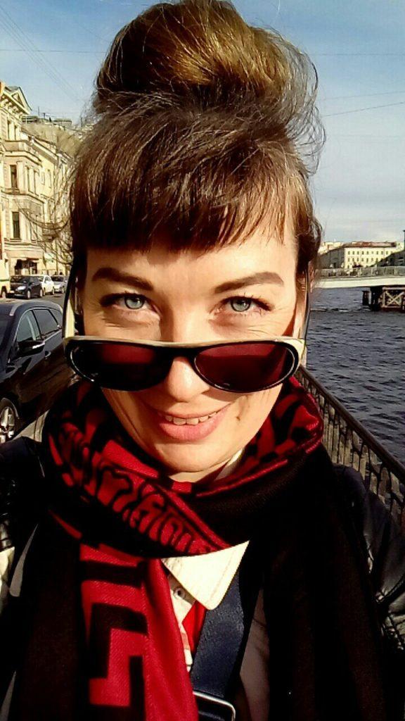 Елена Шастина