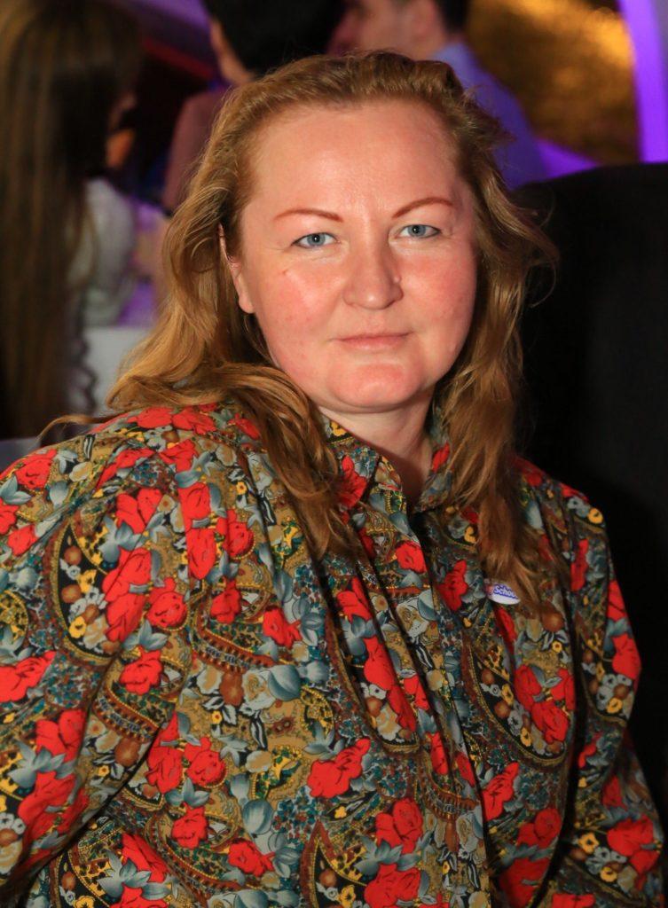 Светлана Волницкая-Бородина